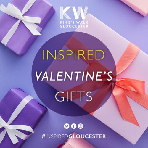 Inspired Valentine's Gifts from King's Walk