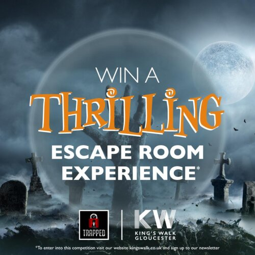 Win a thrilling escape room experience!